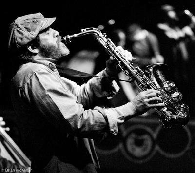 Brian McMillen Photography: Saxophone/Reeds &emdash; Phil Woods, Keystone Korner