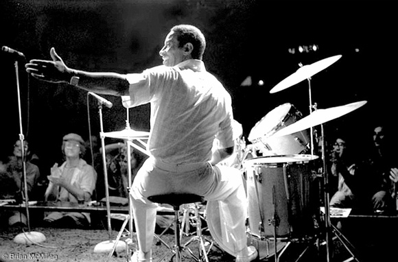 Max Roach at Keystone Korner, San Francisco CA 8/25/1979
