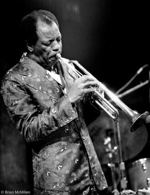 Brian McMillen Photography: Brass &emdash; Ornette trumpet