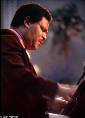 Brian McMillen Photography: Piano &emdash; McCoy Tyner Berkeley 1982