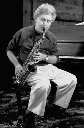 Brian McMillen Photography: Saxophone/Reeds &emdash; Lee Konitz